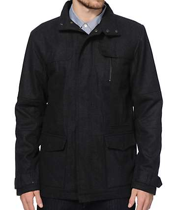 KR3W Redford Pea Coat