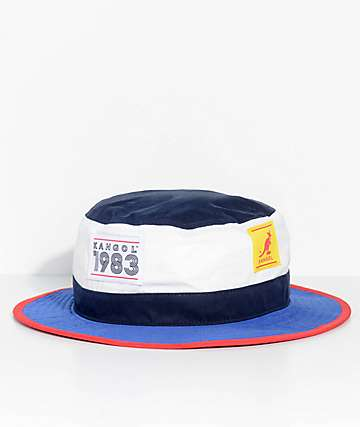 Kangol 1983 Hero Navy Bucket Hat