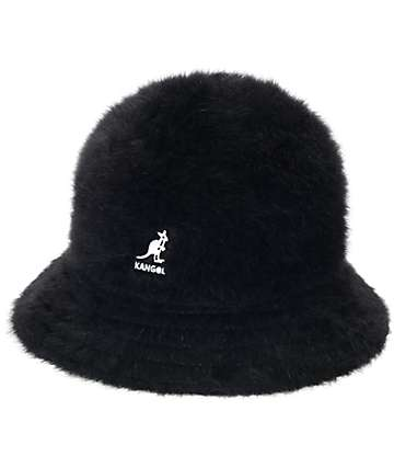 Kangol Furgora Casual Black Bucket Hat
