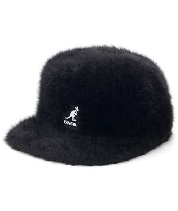 Kangol Furgora Links Black Baseball Hat