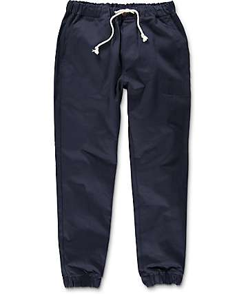 Kennedy Boarder Navy Jogger Pants