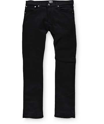 Kennedy Garment Dyed Slim Fit Jeans