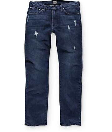 Kennedy Oxidized Indigo Slim Fit Jeans
