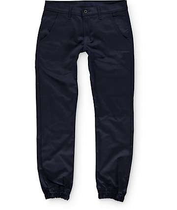 Kennedy Weekender Denim Jogger Pants
