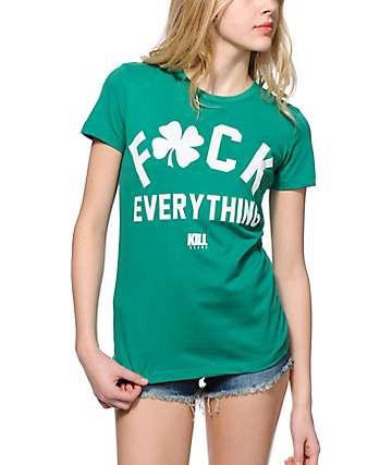 Kill Brand F#ck Everything T-Shirt