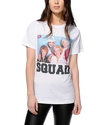 Kill Brand Golden Squad T-Shirt