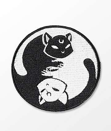 Killstar Ying Yang Patch
