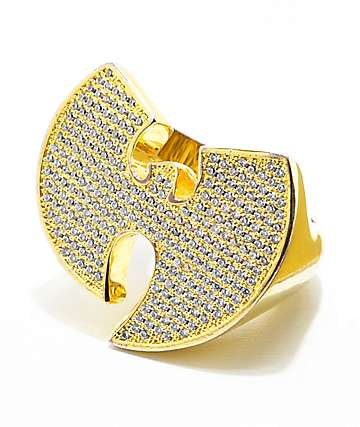 King Ice x Wu-Tang anillo