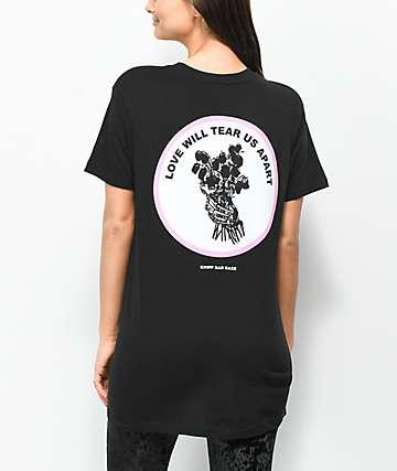 Know Bad Daze Apart Black T-Shirt