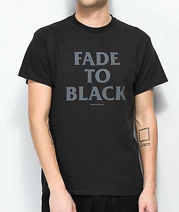 Know Bad Daze Fade To Black T-Shirt