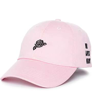 Know Bad Daze Loves Me Not Strapback Hat