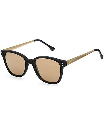 Komono Renee Rubber Sunglasses