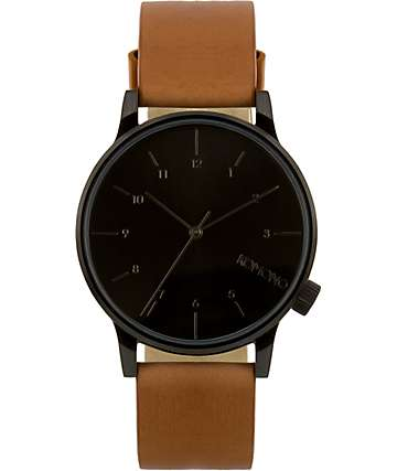 Komono Winston Regal Analog Watch