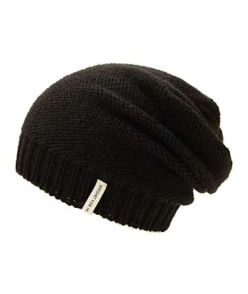 Krochet Kids Ford Black Beanie