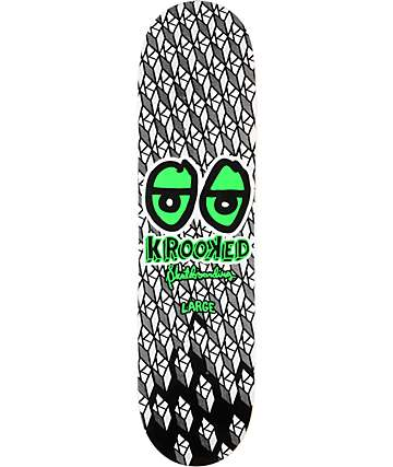 "Krooked Brite Eyes 8.125"" Skateboard Deck"