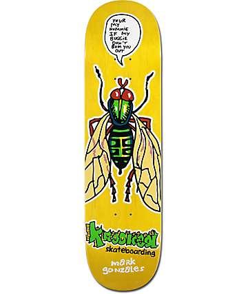"Krooked Gonz Bugout 8.25"" Skateboard Deck"