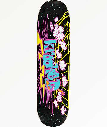 "Krooked Off The Grid 8.02"" Skateboard Deck"