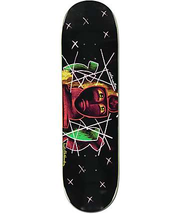 "Krooked Orakle Sebo 8.5"" Skateboard Deck"
