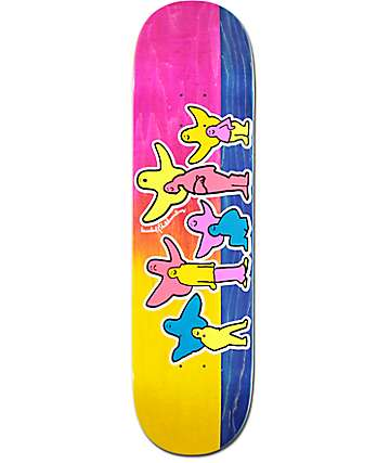 "Krooked Pet Klub 8.5"" Skateboard Deck"