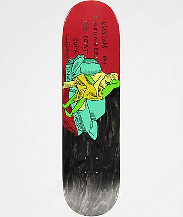 "Krooked Ronnie Kissers 8.62"" Skateboard Deck"