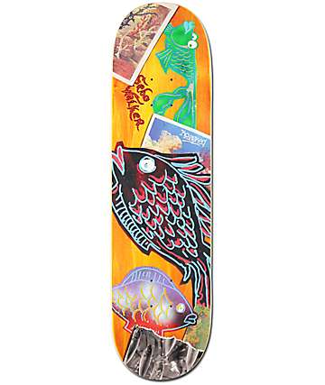 "Krooked Sebo Tore Up 8.25"" Skateboard Deck"