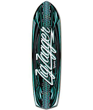 Krooked Zig Zagger Kustomz 8.6 Skateboard Deck