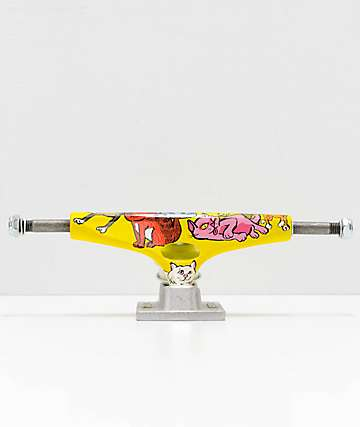 "Krux Cat Party 8.25"" Skateboard Truck"