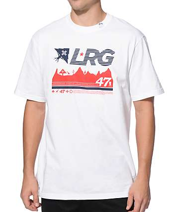 LRG 47th Expedition T-Shirt