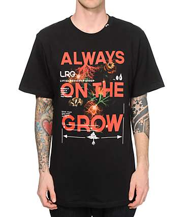 LRG Always Statement T-Shirt
