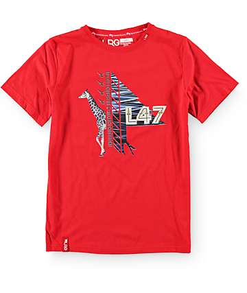 LRG Boys Beast Out T-Shirt