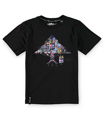 LRG Boys Jeeps T-Shirt
