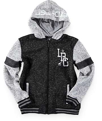 LRG Boys RC Zip Up Hoodie