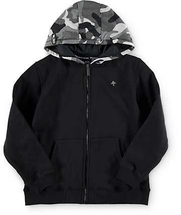 LRG Boys Research Tree Zip Up Hoodie