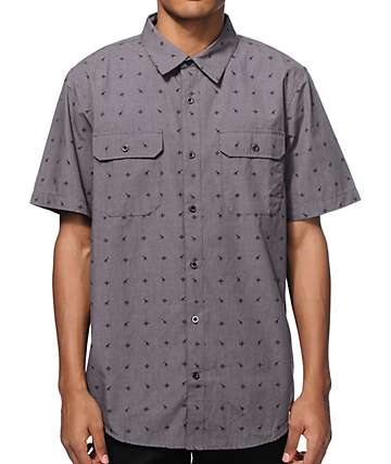 LRG Future Button Up Shirt