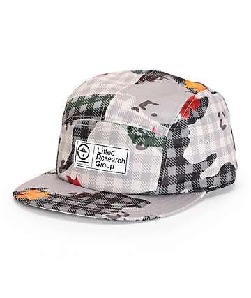 LRG L47 Desert 5 Panel Hat