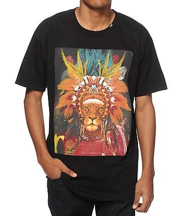 LRG Lion Chief T-Shirt