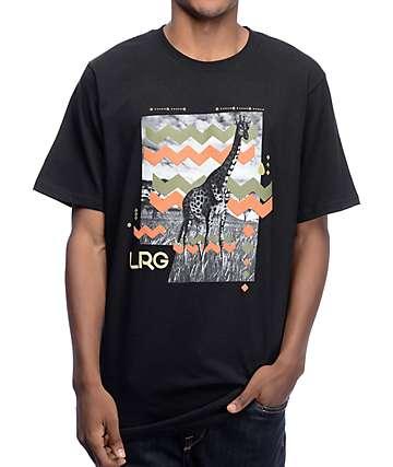 LRG Overseer Black T-Shirt