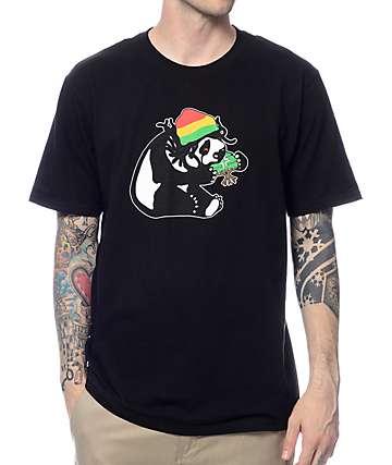 LRG Panda Lettuce Black T-Shirt