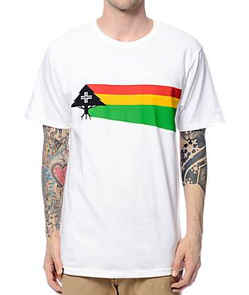 LRG Pay Lay White T-Shirt