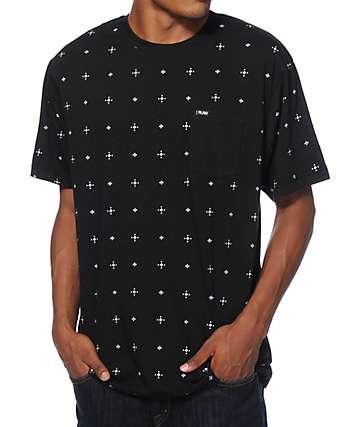 LRG RC Tech Ditzy Pocket T-Shirt