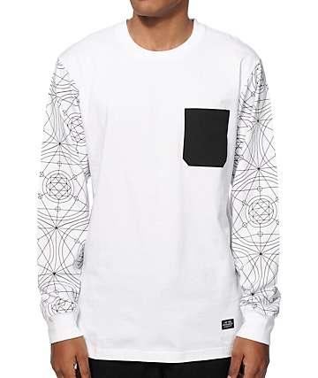 LRG Raid Long Sleeve Pocket T-Shirt