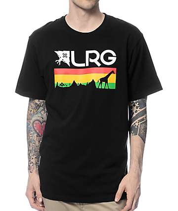 LRG Rastro Black T-Shirt