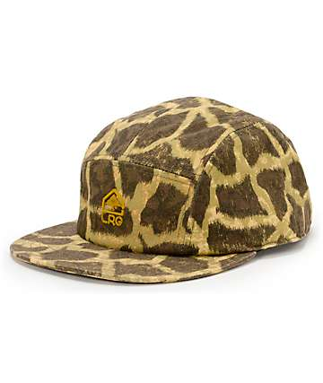 LRG Savages Giraffe Snapback Hat