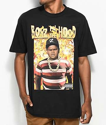 LRG X Boyz N The Hood Doughboy camiseta negra