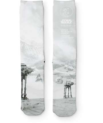 LRG x Star Wars Episode 4 & 5 Snow Crew Socks