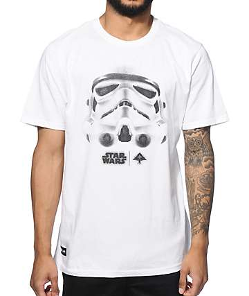 LRG x Star Wars Face Of War T-Shirt