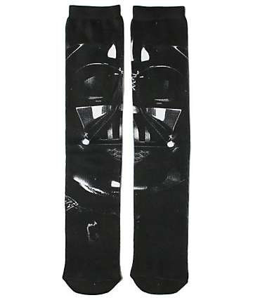 LRG x Star Wars Face Of War Vader Crew Socks