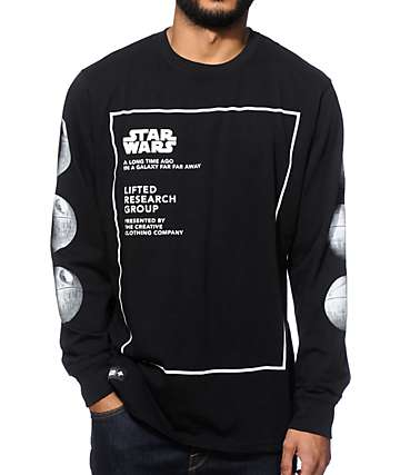 LRG x Star Wars Space Station Long Sleeve T-Shirt