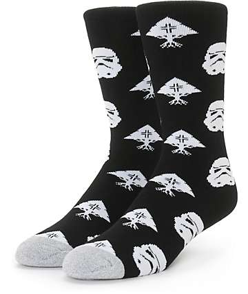 LRG x Star Wars Stormtrooper Crew Socks