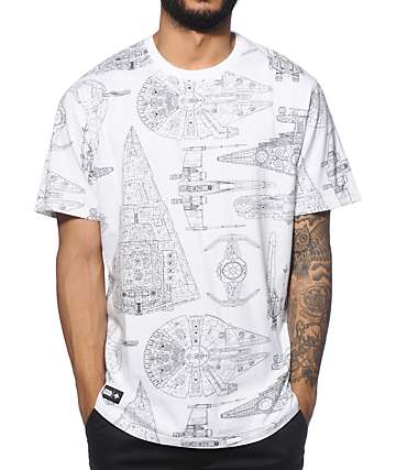 LRG x Star Wars The Blueprint T-Shirt